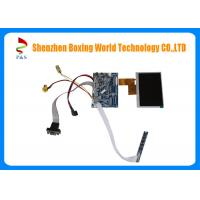 Quality OSD Function LCD Display Controller Board , 7 Inch TFT LCD Driver Board for sale