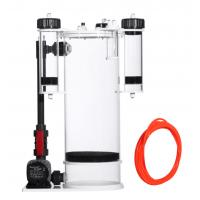 China Aquarium acrylic calcium reactor CR-140 with DC-3000 pump for 600L water fish tank on sale
