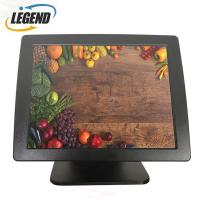 Quality 15 Inch Touch Screen Cash Register Pos System For Restaurant Ordering Machine for sale