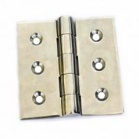 China stainess steel door hinge and cabinet hinge on sale