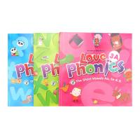 China Well-binded offset printing custom Childrens Book Printing for kids on sale