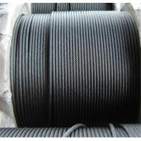 China Organic Core Stainless Steel Wire Rope For Construction 5.0mm-28mm Dia on sale