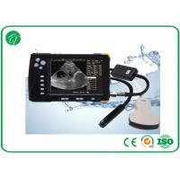 Quality Convex / Linear Scan Mode Vet Ultrasound Machine For Ovine / Bovine Pregnancy for sale