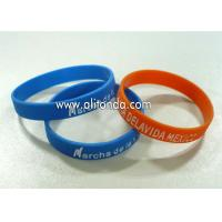 Quality New product high quality fashion wristbands custom silicon bracelet ,silicone wristband, rubber band for sale