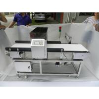 Quality FDA Grade Belt Conveyor Metal Detectors For Textile / Food Process Industry for sale