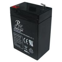 China SLA 6v 4.5ah Security Alarm Batteries Float Or Cyclic Non Spillable Maintenance Free Battery on sale
