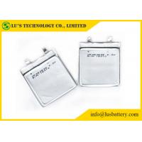 China Non Rechargeable Ultra Slim Battery 3.0v 700mah Ultra Thin Lipo Battery CP263638 lithium battery on sale