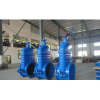 Quality Iron coating EPDM or NBR Resilient seated Gate Valve PN16 600mm for sale