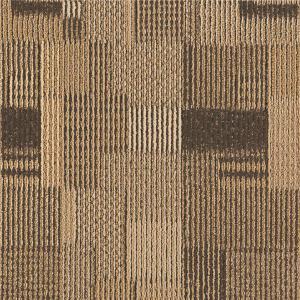 Quality Soundproof Indoor Carpet Tiles Durable Beautiful Carpet Squares For Basement for sale