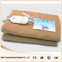 Quality Hot Selling Temperature Controller Flannel Electric Blanket for Global Market for sale