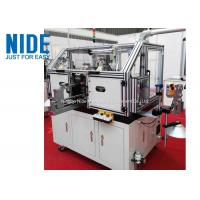 Quality Armature Rotor Automatic Winding Machine With Air Pressure 0.5 - 0.7 Mpa for sale