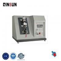 China Medical Face Mask Air Exchange Pressure Difference Tester Conform to EN 14683 on sale