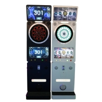 Quality Indoor Sports Game Coin Pusher Arcade Dart Machines for sale