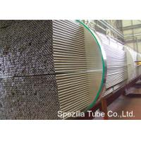 Quality Cold Drawn Seamless Copper Nickel Tube , SB111 C44300 Aadmiralty BrassTube for sale