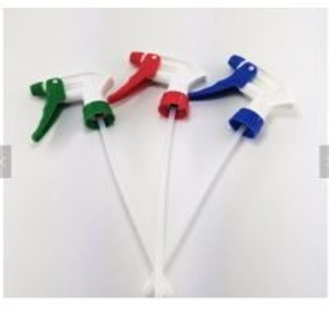 Quality ISO9001 1.1ML/T Thread Screw Auto Locked Plastic Pump Sprayer for sale