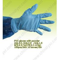 Quality Disposable A Grade Medical PE Gloves for sale