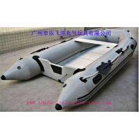 Best 0.9 Mm Good Tension PVC Tarpaulin Inflatable Raft With Awesome Outlook wholesale