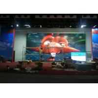 China Super HD P6 Indoor Fixed LED Display / Digital Video Wall for Advertising on sale