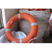 China High quality Reflective Life Buoy Rescue Ring/ Marine life buoy/ SOLAS approved buoy on sale