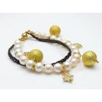 Quality Fashion Jewellery Freshwater Pearl Bracelet (JEY-002) for sale