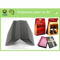 China Standard Size Two Side Grey Chipboard Paper Gray Paperboard For Making Gift Box on sale
