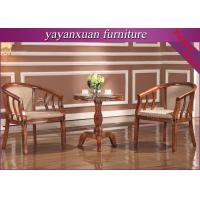 Quality Small Wooden Chair Sets For Supply  In Chinese Wholesale With Competitive Price (YW-9) for sale