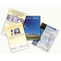 Buy cheap Printed Flyers from wholesalers