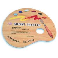 Quality Paper Cover Material Artist Paint Pad Artist Paint Palette Art Pad For Kids for sale