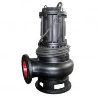 Quality 2 inch 3 inhc 4 inch 5 inch Vertical movable type Non-clogging Sewage Pump/ submersible sewage pump for sale