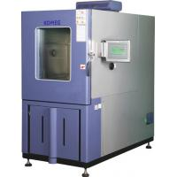 Quality laboratory High and Low Temperature test Chamber with LCD Touch Screen for sale
