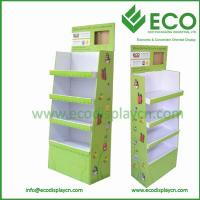 Buy cheap Shenzhen ECO Cardboard LCD Display for Ceramics, Ceramic Display, Corrugated Display Stand from wholesalers
