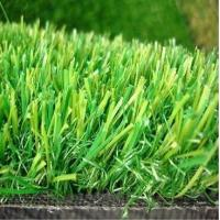 Quality 20MM Height  PP+PE GAUGE 3/8 18 STITCHES Density 13650 3 colors anti-UV High Cost-effective Landscape decoration grass for sale