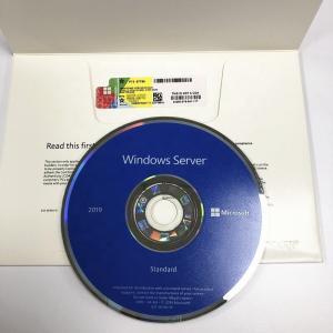 Quality MS Windows Server 2019 Standard Key , Genuine Server 2019 License Key for sale