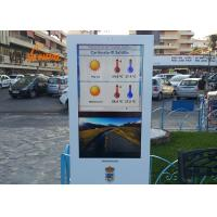 China Restaurant Digital Signage LCD Advertising Player 42 Inch Sun Readable Information Billboard on sale