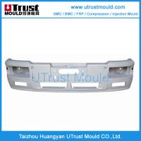 China SMC mould Automotive bumper/fenderguard/car bumper  moulds  SMC compression mould Taizhou UTrust Mould on sale