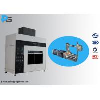 Quality 45 Degree Tilted Needle Flame Test Apparatus Fire Hazard Protection Testing Equipment IEC60695 for sale