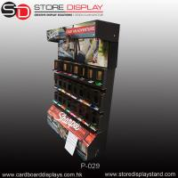 Quality Custom PDQ slipper Pallet display stand with compartments for sale