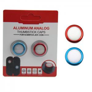 Quality Aluminium Analog Thumb stick for Nintendo Switch Joy Con Controller Joystick Thumb Grip Set for sale