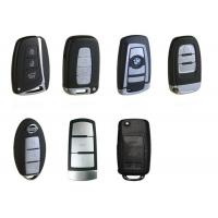 China GSM / GPS Muilfunction Smartphone Car Alarm System Support Sending Message Phone Call on sale