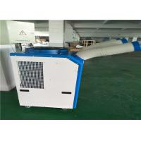 Quality 220v 50hz Portable Evaporative Air Cooler 1.5 Ton Flooring Standing Mounting for sale