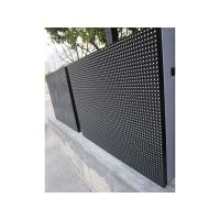 Quality IP65 P10 Outdoor Advertising LED Screens SMD3535 1/4 Scan For Advertisement for sale