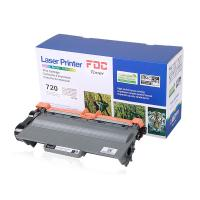 China Black Laser Printer Toner Cartridge , Brother Laser Printer Toner Replacement on sale