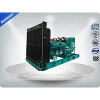 Buy cheap 50Hz 3 Phase 470KW / 588KVA Water cooled Diesel Generator With IP23 Meccalte from wholesalers