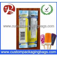 Buy cheap PE / PET / PP / PA Plastic Food Packaging Bags For Ice Cream from wholesalers