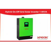 Best 3KVA DC / AC Hybrid power inverter solar , pure sine inverter with 80A MPPT wholesale