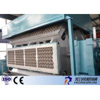 Buy Large Capacity Apple Tray Machine For Paper Pulp Molding Products Customized Color at wholesale prices