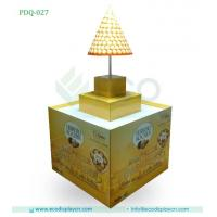 Best Chocolate Point Of Purchase Cardboard Display For Supermarket wholesale