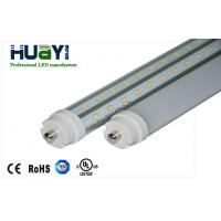 Quality 8ft Natural White V Shape T8 LED Tube Light 46W with 220 degree Beam Angle for sale