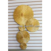 Best Hot Sale modern Abstract Wood Carving Wall arts 3d Wall Art Panels wholesale