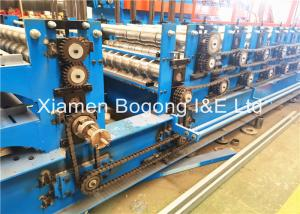 Quality 0.4 0.5 0.6mm Double Layer Corrugated Sheet Cold Roll Forming Machine for sale
